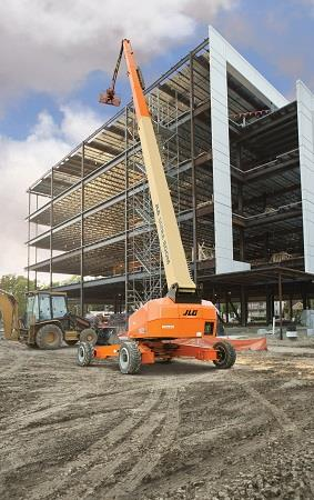 """EWP firm inspired to create """"World's Tallest Self-propelled Boom Lift"""""""