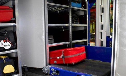 Hands-free system revolutionises Copenhagen Airport bulk baggage flow