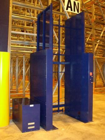 Economic benefits of pallet dispensers