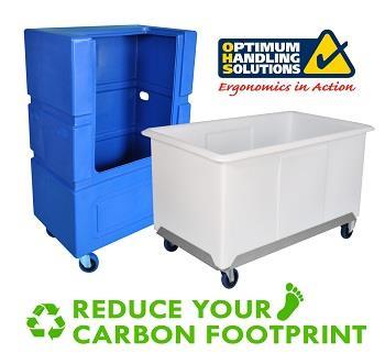 Limiting your materials handling carbon footprint