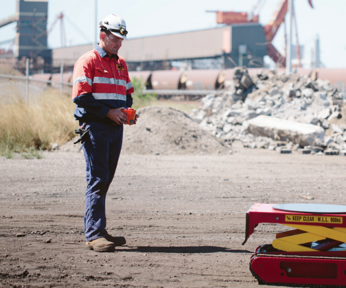 How to improve safety and reduce downtime during 'dozer maintenance