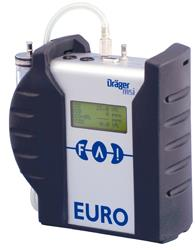 Dräger MSI 150 Euro - next generation diesel emissions analyzer