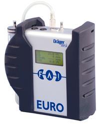 Dräger MSI 150 Euro - next generation diesel emissions analyzer