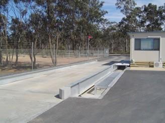 Case study: Ultrahawke weighbridge for Bendigo landscaping supplier