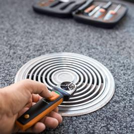 Assessing indoor air quality with the Testo Smart Tools