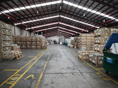 Best practices & considerations for managing a cold storage warehouse