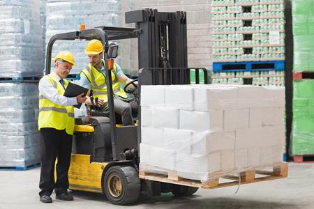 How to keep your forklift drivers safe