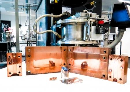 Futuristic alloys stronger than steel, yet malleable like chewing gum