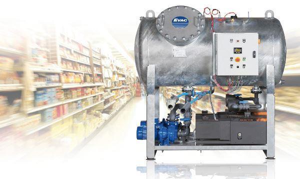 H.I.Fraser upgrades Vacuum Collection System for Coles Supermarkets