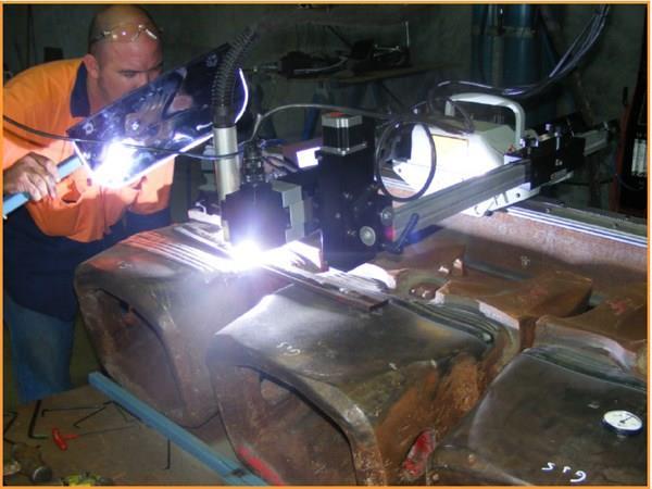 Gullco solves abrasion & high wear problem for steel mining equipment