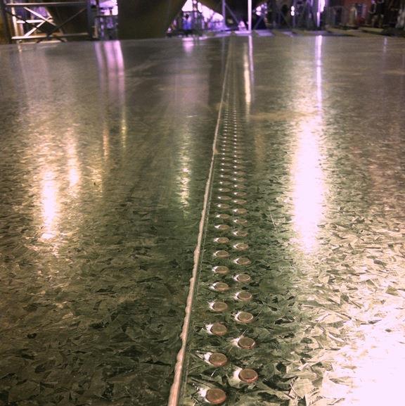 Self-piercing rivet system from Henrob