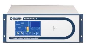New Precision Moisture Analyser   QMA401