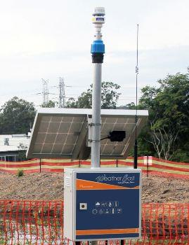 Automatic Weather Station | WeatherCast