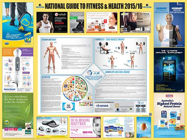 National Guide to Fitness & Health 2015/16