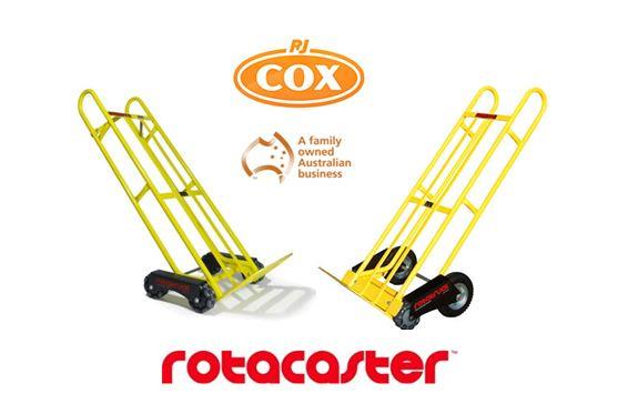 Rotacaster Rototruck & Stair Climber Hand Trucks | R.J. Cox