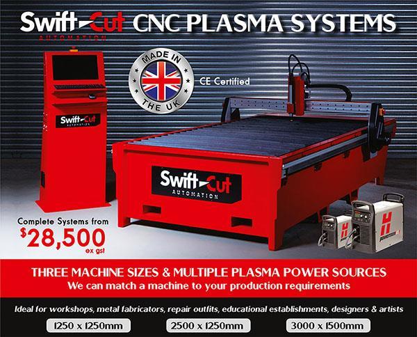 CNC Plasma Systems   Swift-Cut