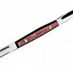 M 060060 - Mestra Small Cavity Wax Knife Wooden Handle