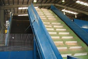 Belt Conveyors | Recycling Plants