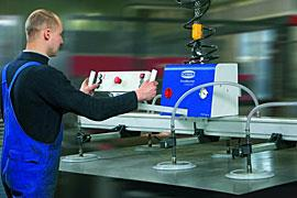 VacuMaster Basic/Comfort - the future of vacuum lifting devices.