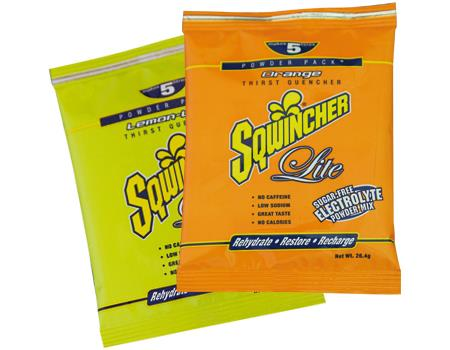 Sqwincher® Sugar Free 5L Powder Concentrate