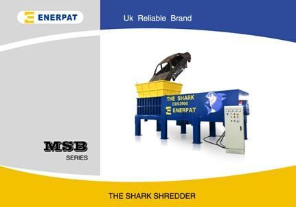 Car Shredder | Car Body Shredding Machine