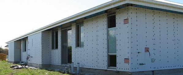 Exterior Cladding   Thermawall