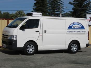 Vans | Fibreglassed Refrigerated