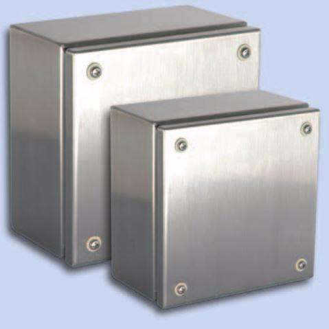 Stainless Steel Terminal Boxes & Enclosure Accessories | CVS