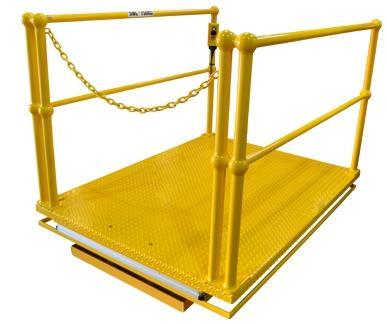 Scissor Lift Table | Dock Lift 750kg