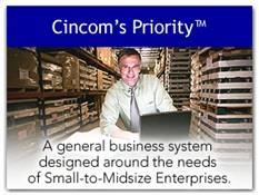 ERP for SME | Cincom Priority™