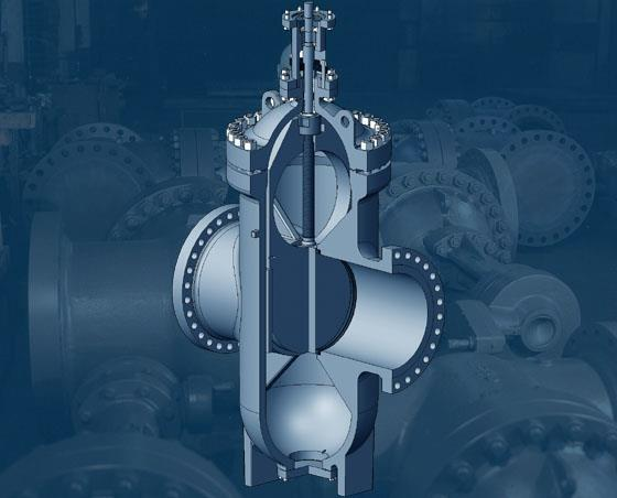 Cast Steel Valves | ORION S.p.A.