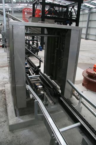 Pallet Washing System | Australis Engineering