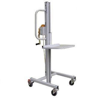 Manual Gas Cylinder Lift Trolleys | S Series