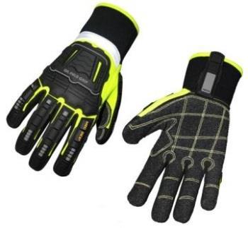 Oil Field Grip Mechanics Gloves | Kevlar