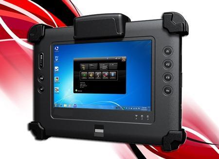 "Rugged Full Function Windows-Based Tablet PC | RuggON 7"""