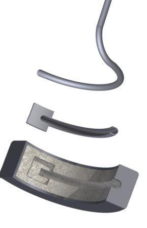 Furnace Tubeskin Temperature Measurement Sensor   Xtracto–Pad™