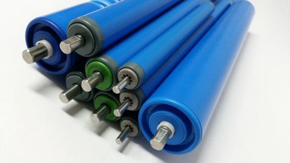 PVC Conveyor Roller | Food Grade Conveyor Rollers