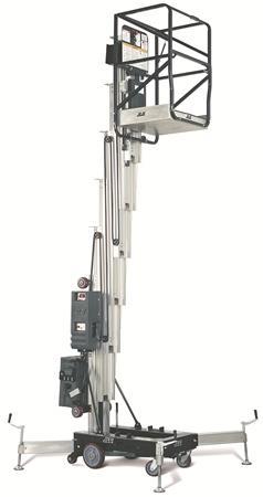 Push Around Vertical Lifts   JLG
