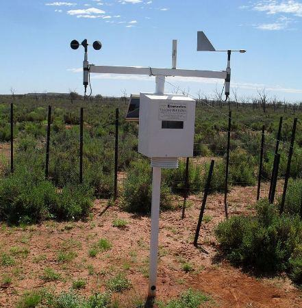 Scientific Research Weather Stations