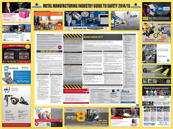 Metal Manufacturing Industry Guide to Safety 2014/15