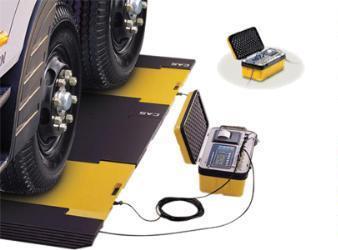 Truck Axle Weigh Pads | Wheel Weighers