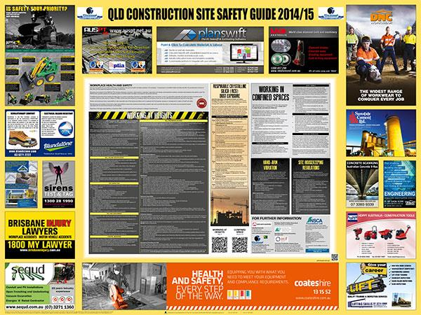 QLD Construction Site Safety Guide 2014/15