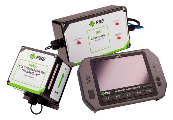 PAS Proximity Alert System   PBE