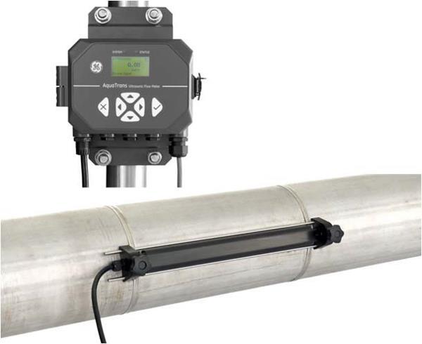 Ultrasonic Water Flowmeter   AquaTrans AT600