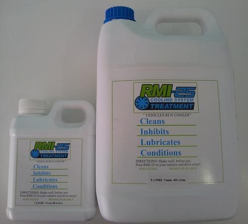 Cooling System Treatment | RMI 25
