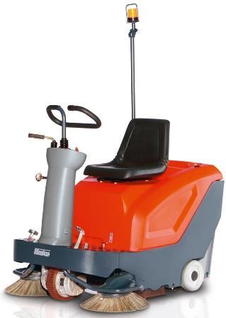 Industrial Floor Sweeper | B800 R