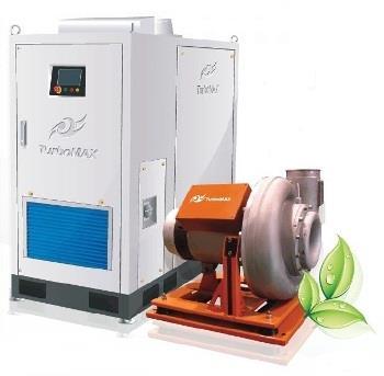 Industrial Turbo Blower | TurboMAX