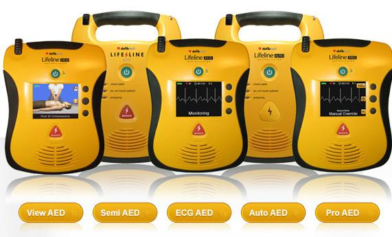 Lifeline AED Defibrillators Saving Lives with Award-Winning Defibtech