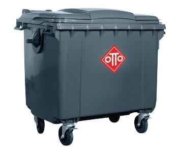 Large Plastic Wheelie Bins | MHA