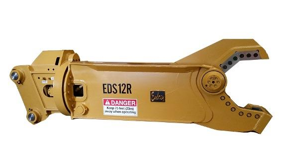 Demolition Shear Mini Excavator Range | EDS